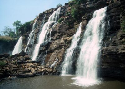 Boali Falls, Central African Republic, Africa