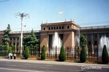 Dushanbe_government
