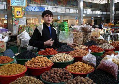 Tajikistanirseller